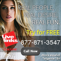 free trial dating lines